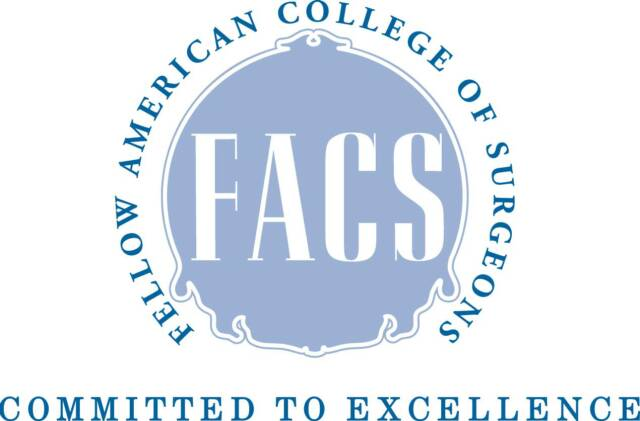 FACS (Fellow American College of Surgeons)
