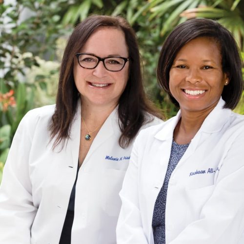 As seen in Southbay Magazine. Two of our very own superstar breast surgeons!